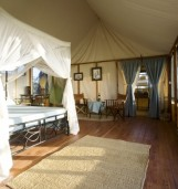 Maramboi Tented Safari Camp